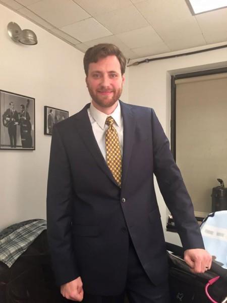 Beehner Suit